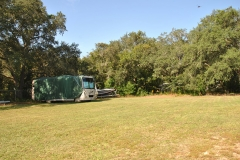 boat and rv storage lot