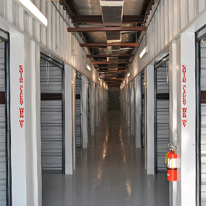 Niceville climate controlled storage