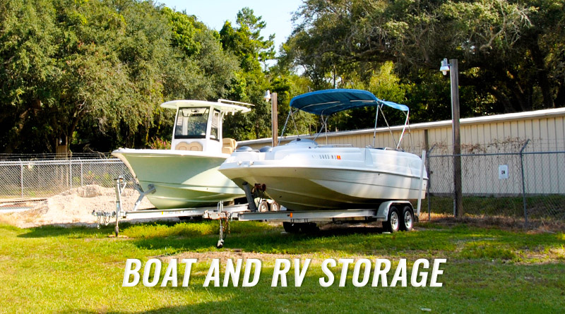 boat and rv storage in niceville